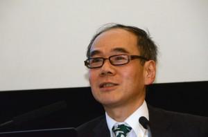 労働政策研究・研修機構主席統括研究員 濱口桂一郎 写真 1