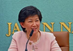 国連開発計画危機対応局長 中満泉 写真 1
