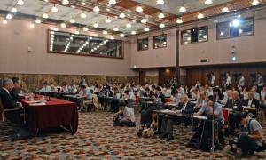 小林節 慶応大学名誉教授、長谷部恭男 早稲田大学法学学術院教授 写真 6