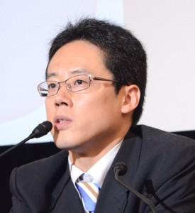京都精華大学専任講師 白井聡 写真 2