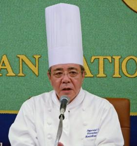 「料理ボランティアの会」会見と福島スイーツ・アフタヌーンティー 写真 3