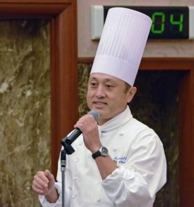 「料理ボランティアの会」会見と福島スイーツ・アフタヌーンティー 写真 5