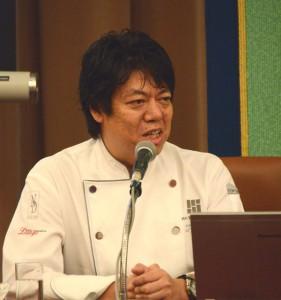 「料理ボランティアの会」会見と福島スイーツ・アフタヌーンティー 写真 6
