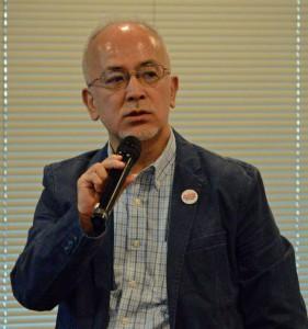 第29回日本エイズ学会学術集会・総会会長 岡慎一 写真 3