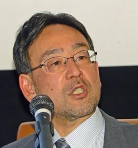 日本総合研究所主席研究員 藻谷浩介 写真 2
