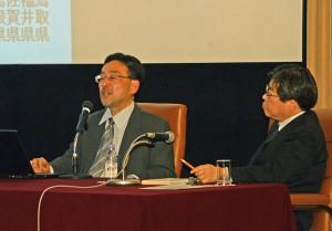 日本総合研究所主席研究員 藻谷浩介 写真 3