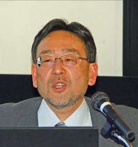 日本総合研究所主席研究員 藻谷浩介 写真 1