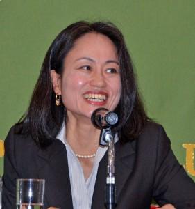 モルディブ国連常駐調整官兼国連開発計画(UNDP)常駐代表 野田章子 写真 1