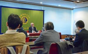 日本人抑留者資料館館長 ジャリル・スルタノフ 写真 4