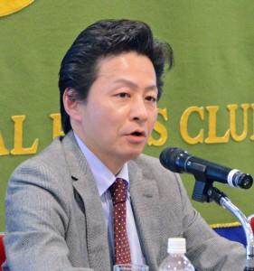 同志社大学教授 大矢根聡 写真 1