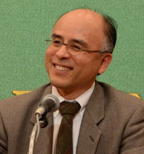 国際基督教大学教授 森本あんり 写真 1
