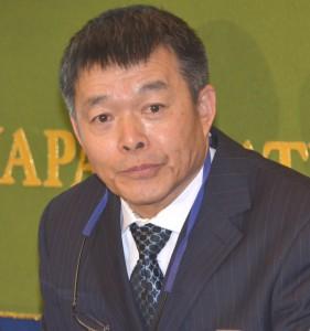 清華大学国情研究センター長 胡鞍鋼 写真 2