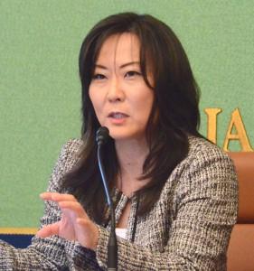 事務総長室 シニア・オフィサー 小野舞純 写真 3
