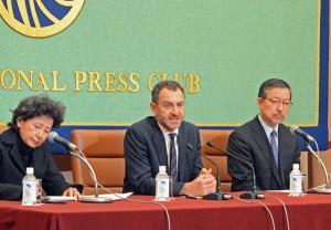 国連事務次長補兼国連サヘル地域担当人道調整官 トビー・ランザー 写真 3