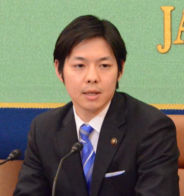 鈴木直道 夕張市長 再生策会見 |...