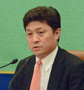 東京大学教授 松田康博 写真 2
