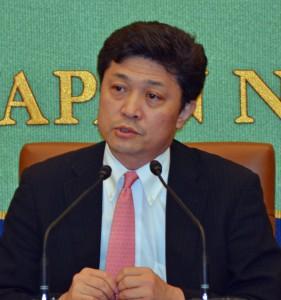 東京大学教授 松田康博 写真 1