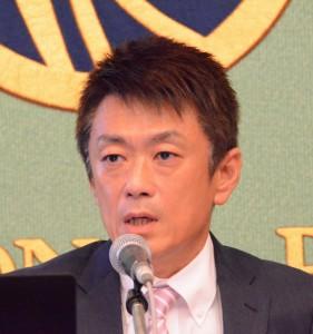 井上洋士 Futures Japanプロジェクト代表/高久陽介 日本HIV陽性者ネットワークJaNP+代表 写真 3