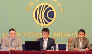井上洋士 Futures Japanプロジェクト代表/高久陽介 日本HIV陽性者ネットワークJaNP+代表 写真 4