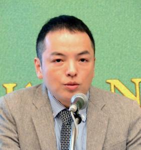 井上洋士 Futures Japanプロジェクト代表/高久陽介 日本HIV陽性者ネットワークJaNP+代表 写真 2