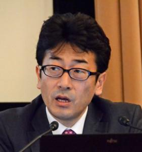 ニッセイ基礎研究所経済研究部チーフエコノミスト 矢嶋康次  写真 1