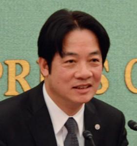台南市長 頼清徳 写真 2