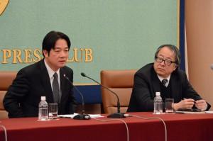 台南市長 頼清徳 写真 3