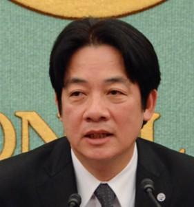 台南市長 頼清徳 写真 1
