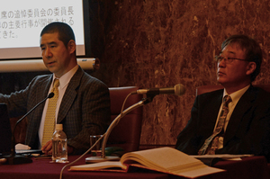 「北朝鮮の核とミサイル」古川勝久国連北朝鮮制裁委員会元専門家メンバー 写真 3