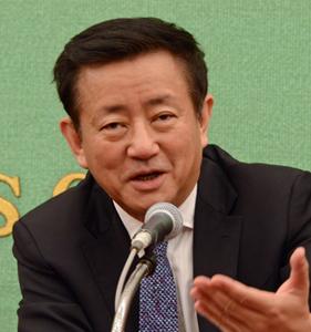 中国経済学者代表団 写真 5