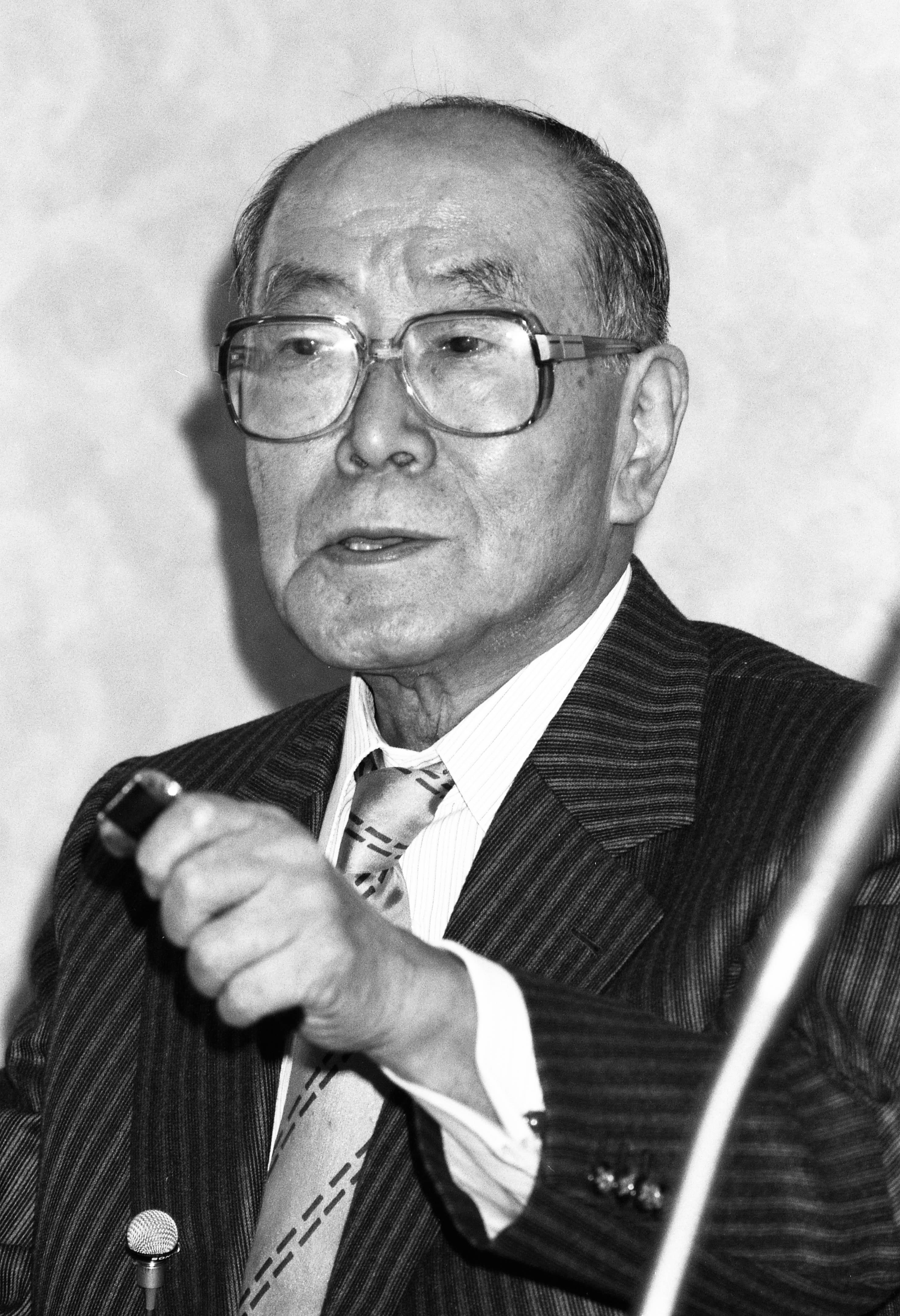 稲山嘉寛 経済団体連合会会長 | ...