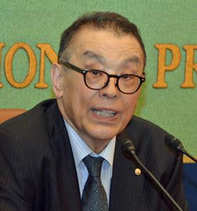 著者と語る 永野健二・ジャーナリスト『バブル―日本迷走の原点―』 写真 1
