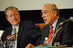 アンヘル・グリア OECD事務総長 写真 3