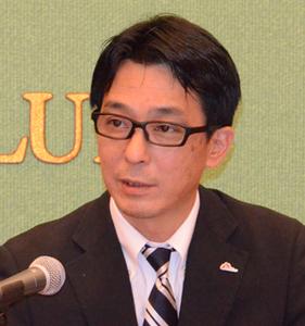 国境なき医師団日本 会見 写真 5