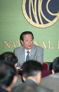 副首相兼外相 銭其琛 写真 2
