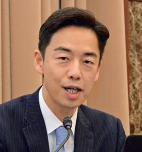 研究会「韓国大統領選挙と新政権の課題」西野純也 慶應大学教授 写真 1