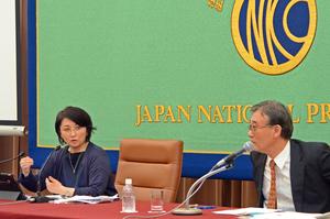 「北朝鮮の核とミサイル」阪田恭代 神田外語大学教授 写真 1