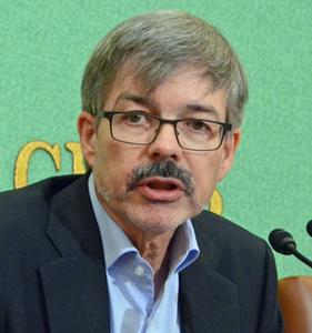 ハンス・カール・フォン・ヴェアテルン 駐日ドイツ大使 会見 写真 2