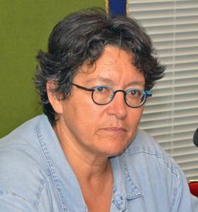 アミラ・ハス イスラエル人ジャーナリストを囲む会 写真 2