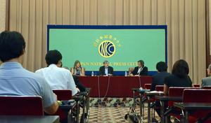 ハンス・カール・フォン・ヴェアテルン 駐日ドイツ大使 会見 写真 4