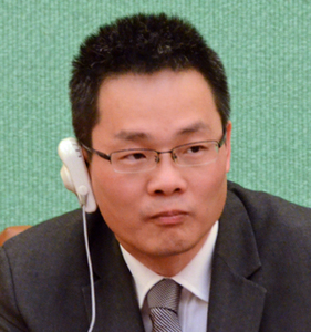 「2期目の習体制」(2)アジアの変化と中国の役割 呉心伯 復旦大学国際関係学院副院長 写真 2