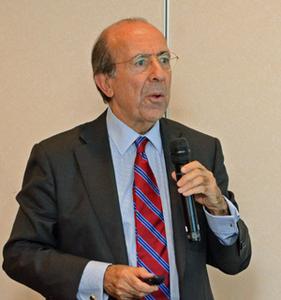 ゴンサロ・デ・ベニト 駐日スペイン大使 会見 写真 2