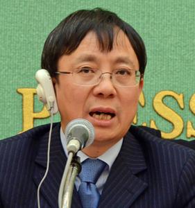 「2期目の習体制」(2)アジアの変化と中国の役割 呉心伯 復旦大学国際関係学院副院長 写真 4