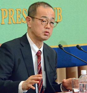 更田豊志 原子力規制委員会委員長 記者会見 写真 2