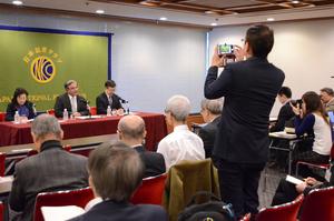カーン パキスタン駐日大使を囲む会 写真 3