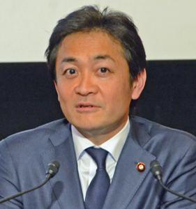 玉木雄一郎 希望の党代表 会見 写真 2