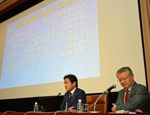 玉木雄一郎 希望の党代表 会見 写真 3