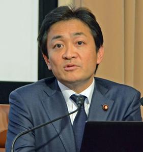 玉木雄一郎 希望の党代表 会見 写真 1