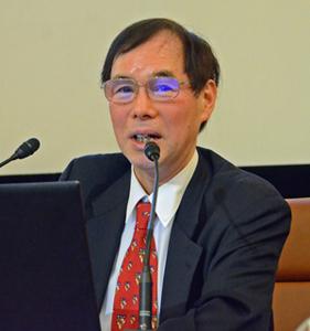 「2018年経済見通し」(2)中国経済とアジア 吉野直行 アジア開発銀行研究所所長 写真 2