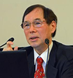「2018年経済見通し」(2)中国経済とアジア 吉野直行 アジア開発銀行研究所所長 写真 1